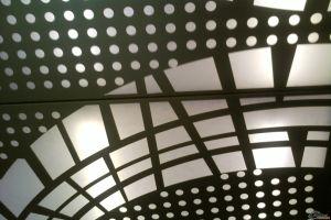 镂空冲孔铝板