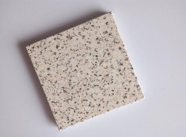 氟碳4涂喷点石纹铝单板