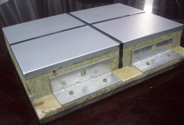 外墙保温铝单板一体板