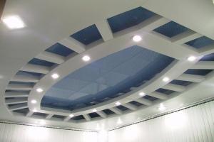 造型灯槽、冲孔铝板