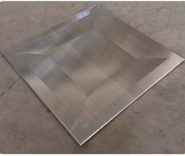 凹面井形铝扣板