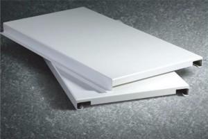 仿石纹铝方管