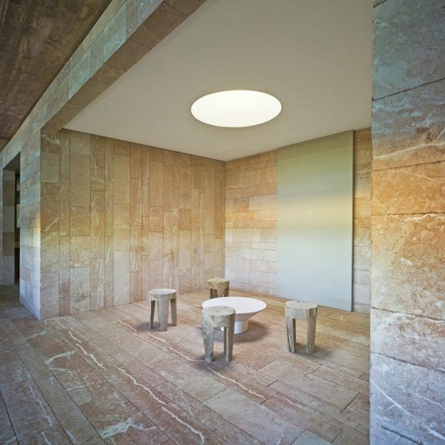 墙面仿石纹铝单板
