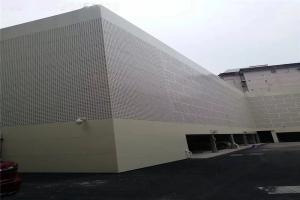 外墙冲孔吸音铝单板