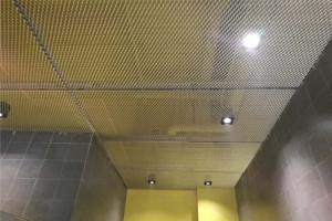 铝拉网板吊顶