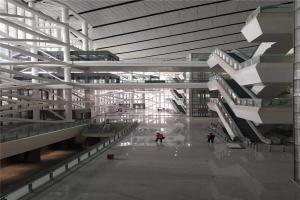 机场吊顶白色铝方通