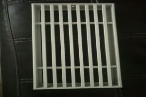 室内长条形铝合金空调口外罩