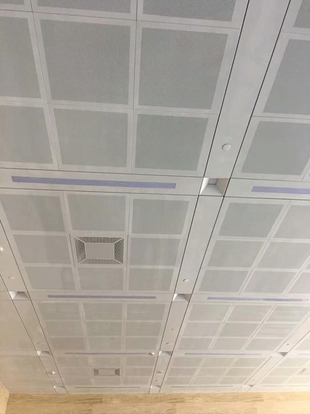 微孔铝扣板吊顶