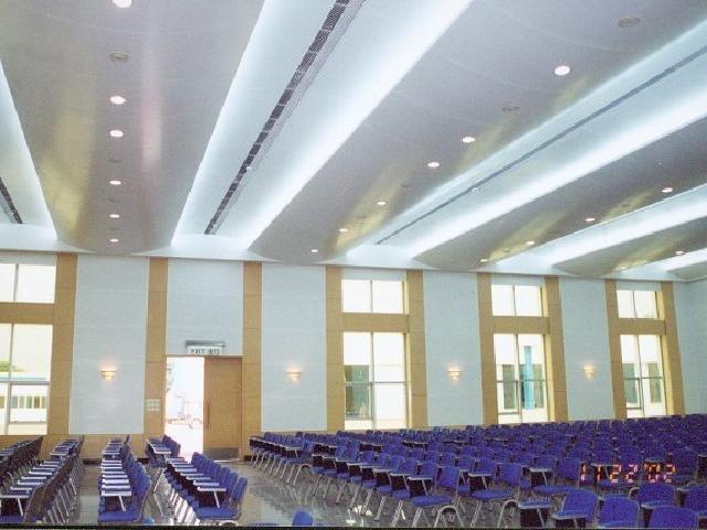 会议室吊顶铝单板