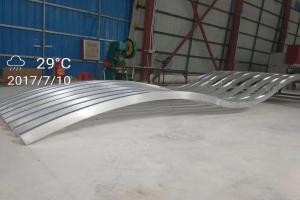 S形拉弯铝型材