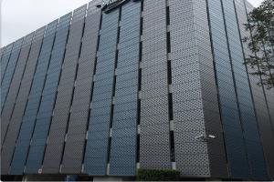 冲孔外墙铝单板