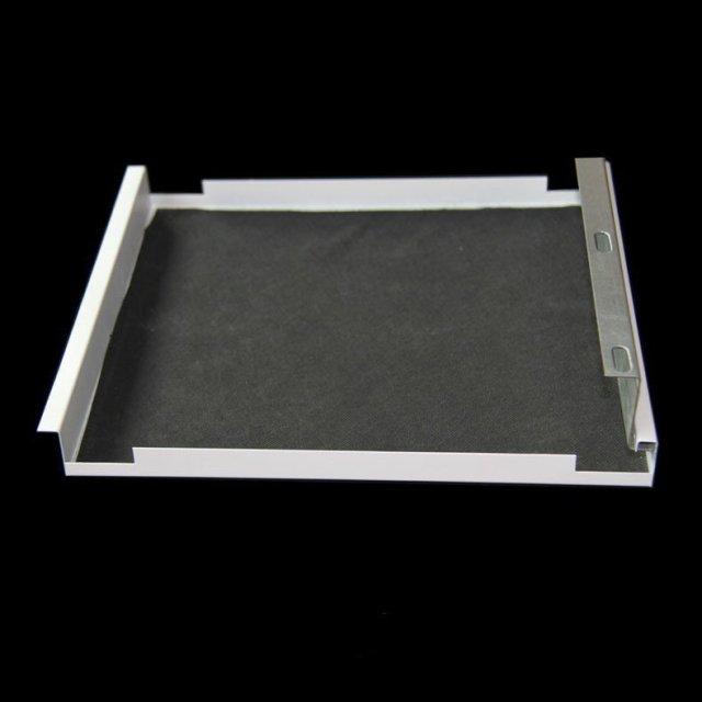 1.0mm薄壁勾搭铝板