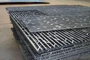 15mm厚镂空铝单板