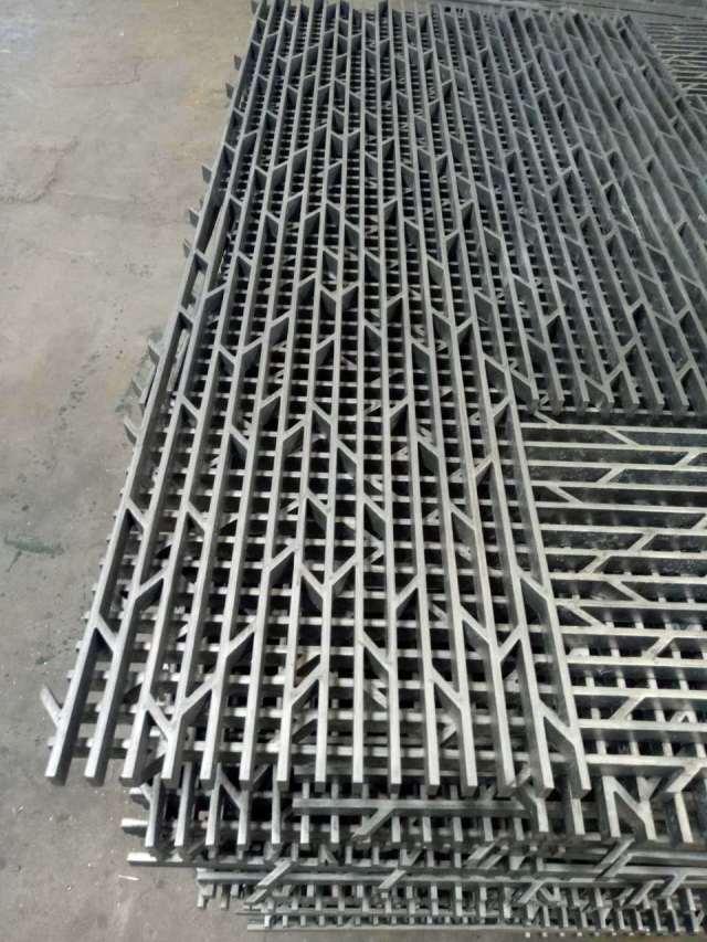 15mm厚铝板雕刻铝窗花