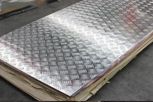 3~5mm厚花纹铝板