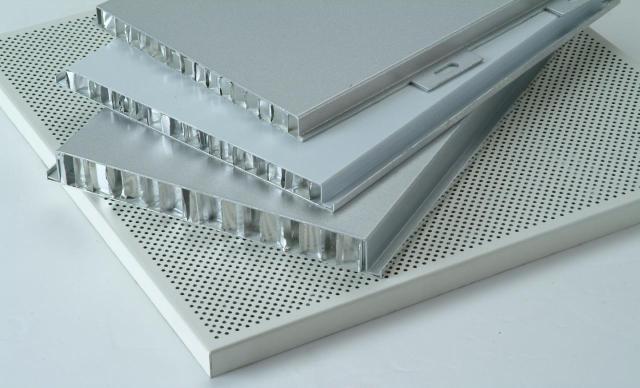 铝蜂窝板各类成品
