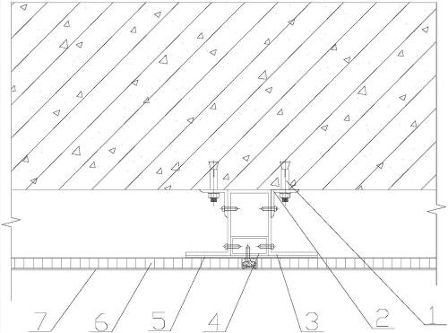 石材铝蜂窝吊顶安装