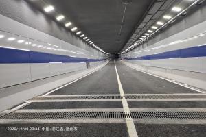 温州广化隧道墙面搪瓷钢板