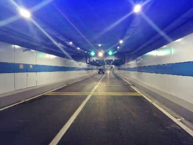 延安隧道墙面搪瓷钢板