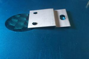铝蜂窝板密拼挂件