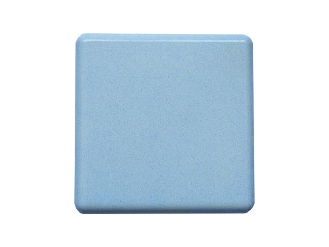 浅蓝色面白色底漆的搪瓷钢板
