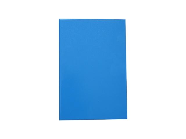 蓝色搪瓷钢板