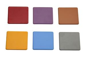 搪瓷钢板的各种颜色色版