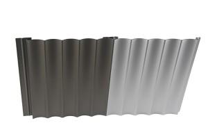 波浪型铝合金墙板