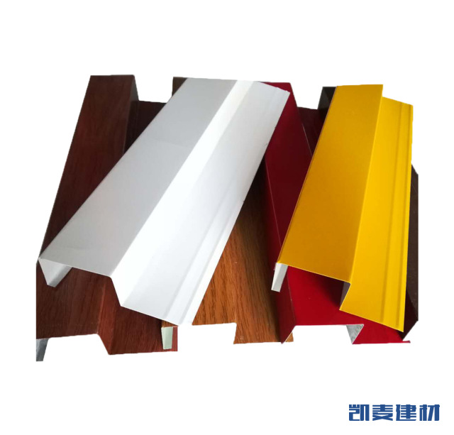 纯色和木纹色长城铝板
