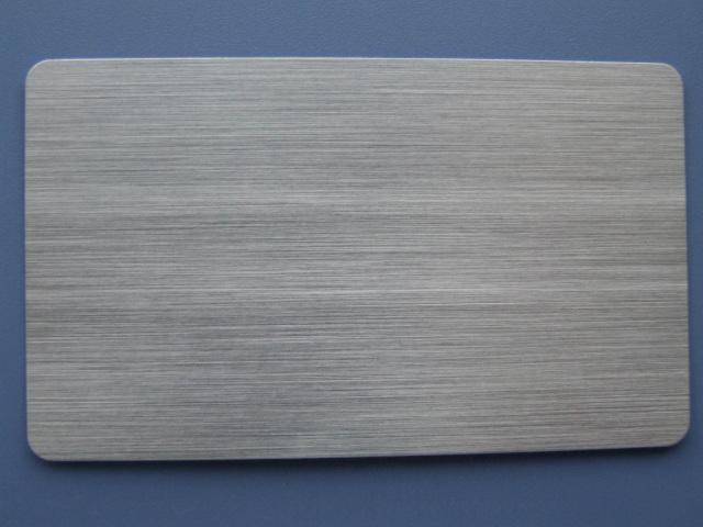 拉丝仿木纹铝板