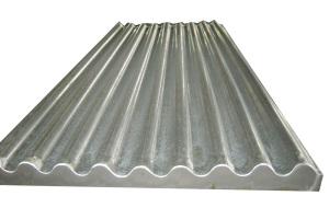 瓦楞波浪铝板
