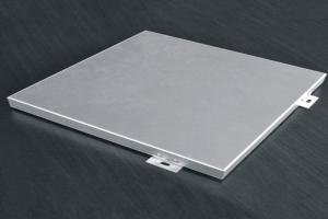 银白色氟碳铝单板