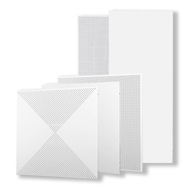 黑色_幕墙铝单板_吊顶铝单板_铝方通_陶瓷/烤瓷铝板