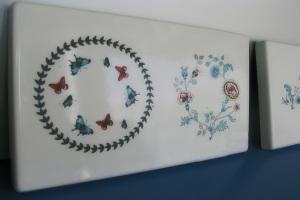 图案搪瓷钢板