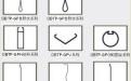 铝挂片形状分类