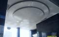 堆叠双层圆形大堂中央吊顶