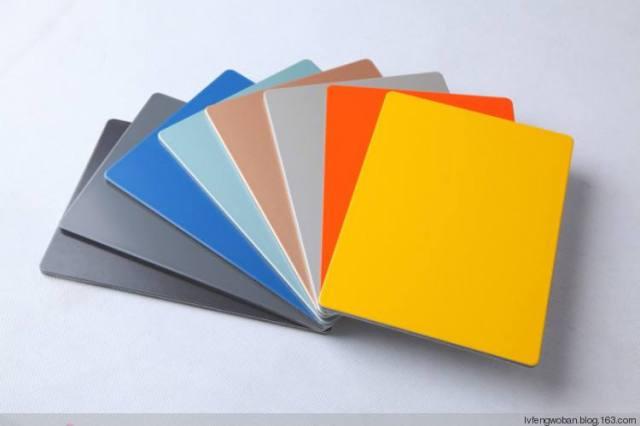 陶瓷/烤瓷铝板颜色