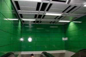 地铁专用陶瓷铝单板