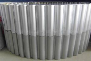 波浪形包柱铝单板