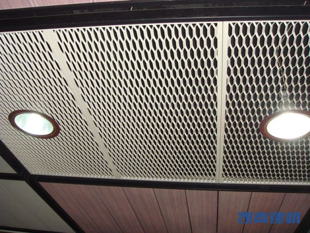 六边形拉网密拼铝单板