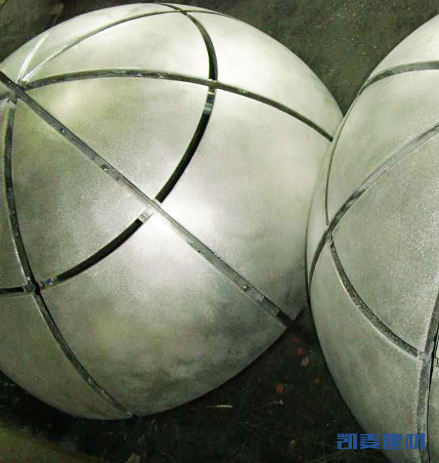双曲球形铝单板