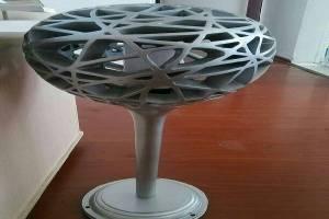 鸟巢造型铝工艺品