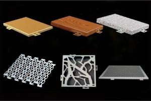 铝单板造型样式