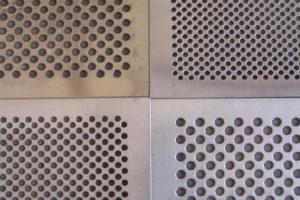 冲孔铝板圆孔孔型尺寸