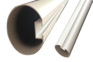 凹槽铝圆管