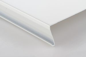 C型条扣直角15mm折边细节图