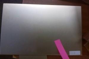 银色氧化拉丝铝板
