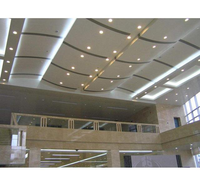 办公室造型吊顶
