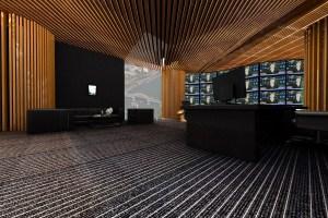 木纹铝方通和木纹方通包柱