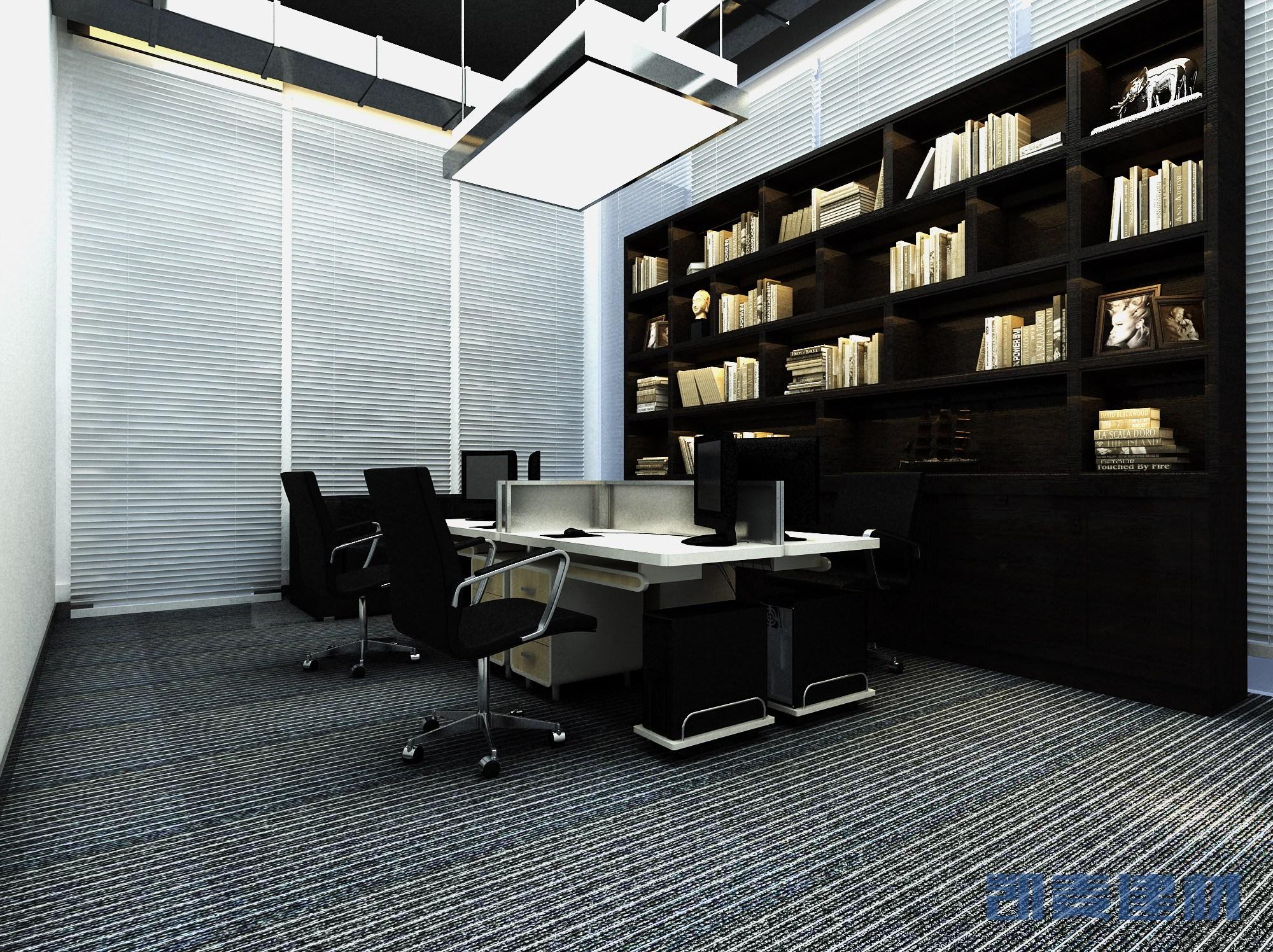 办公室开放式吊顶